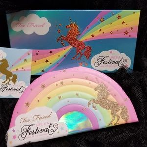 Limited addition Too Faced Life's a Festival